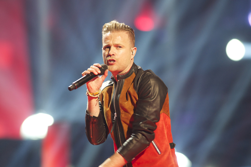Nicky from Ireland, Westlife-less