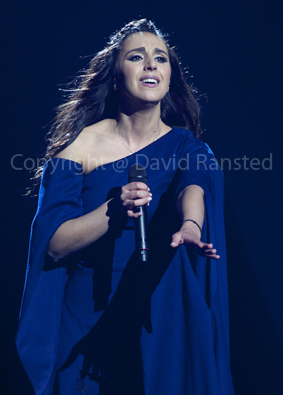 UKRAINE: Jamala sings 1944 Image copyright © David Ransted